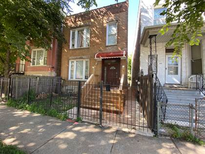 Multifamily for sale in 3916 West ARTHINGTON Street, Chicago, IL, 60624