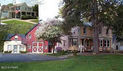 Residential Property for sale in 205-07-09 E Harford St, Milford, PA, 18337