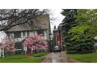 Townhouse for sale in 2709 BIDDLE Avenue, Wyandotte, MI, 48192