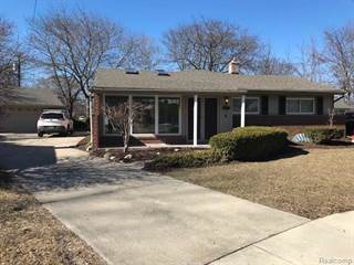 Single Family for sale in 22831 LINGEMANN Street, St. Clair Shores, MI, 48080