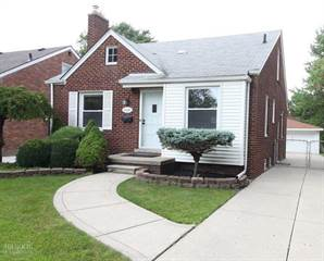 Single Family for rent in 21127 Country Club Dr, Harper Woods, MI, 48225