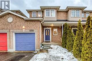 Single Family for sale in 2352 PENROSE LANE, Oakville, Ontario, L6H6K1