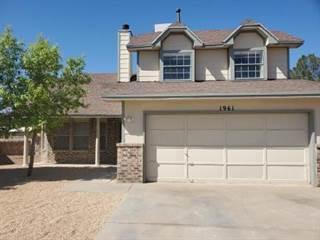 Residential Property for sale in 1961 DANA BREE Drive, El Paso, TX, 79936