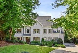 Single Family for sale in 720 Estate Way, Sandy Springs, GA, 30319
