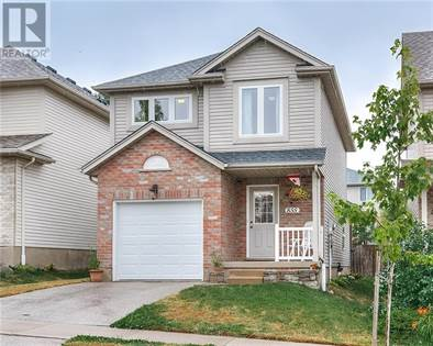 Single Family for sale in 855 Butternut Avenue, Waterloo, Ontario, N2V2M4