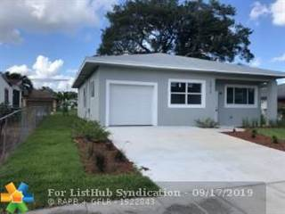Single Family for sale in 3015 NW 8 Place, Fort Lauderdale, FL, 33311