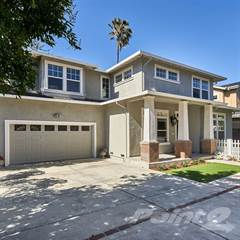 Single Family for sale in 107 Sunnyside Ave , Campbell, CA, 95008