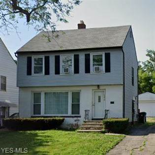 Residential Property for sale in 17415 Eldamere Ave, Cleveland, OH, 44128