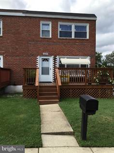 Residential Property for sale in 5100 WASENA AVENUE, Baltimore City, MD, 21225