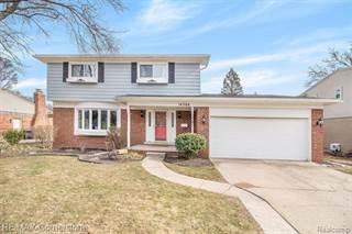 Single Family for sale in 14306 HENRY RUFF Street, Livonia, MI, 48154