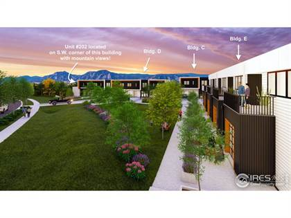 Residential Property for sale in 3261 Airport Rd 202, Boulder, CO, 80301