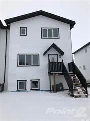 Duplex for sale in 327 B 7th STREET E, Rosetown, Saskatchewan