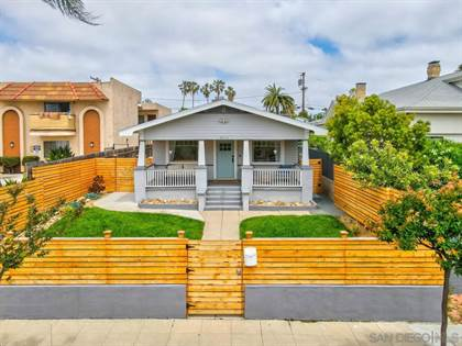 Residential Property for sale in 3042 C Street, San Diego, CA, 92102