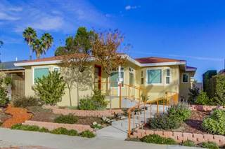 Single Family for sale in 4645 49Th St, San Diego, CA, 92115