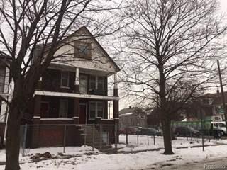 Multi-family Home for sale in 5610 Chopin, Detroit, MI, 48210