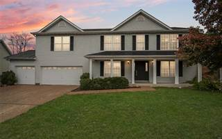 Single Family for sale in 1639 Fairway Valley Drive, Wentzville, MO, 63385