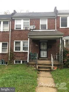 Single Family for sale in 4223 ROLAND VIEW AVENUE, Baltimore City, MD, 21215