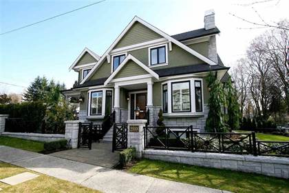 Single Family for sale in 2588 W 39TH AVENUE, Vancouver, British Columbia, V6N4K8