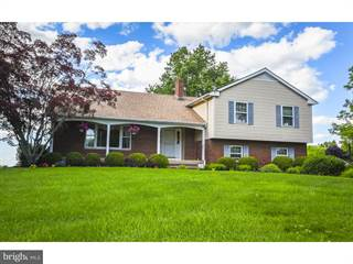 Single Family for sale in 56 SADDLE SHOP ROAD, Greater Ringoes, NJ, 08551