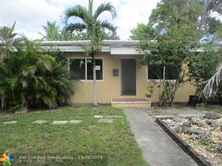 Single Family for sale in 1667 N Dixie Hwy, Fort Lauderdale, FL, 33305
