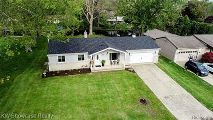 Residential Property for sale in 3370 Buss Drive, Commerce Township, MI, 48390