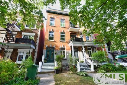 Residential Property for sale in 4282 Av. De Lorimier B, Montreal, Quebec
