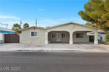 Residential for sale in 1017 Norman Avenue, Las Vegas, NV, 89104