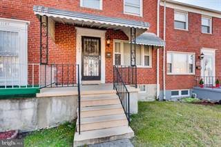 Townhouse for sale in 1145 SHERWOOD AVENUE, Baltimore City, MD, 21239