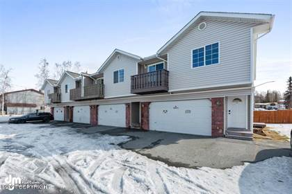 Residential Property for sale in 2047 E 73rd Avenue 7, Anchorage, AK, 99507