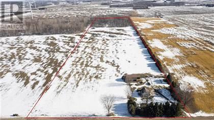 Agriculture for sale in 12224 SPLINTER LINE, Thamesville, Ontario, N0P2K0