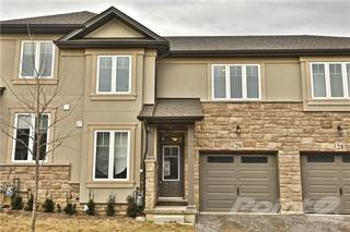 Townhouse for rent in 120 VINEBERG Drive 29, Hamilton, Ontario, L8W 0B5