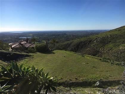 Lots And Land for sale in 17850 punta del sur 66, Rancho Santa Fe, CA, 92067