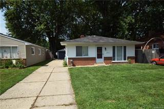 Single Family for rent in 20223 Saint Francis Street, Livonia, MI, 48152