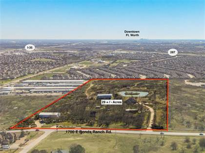 Lots And Land for sale in 1700 E Bonds Ranch Road, Fort Worth, TX, 76177