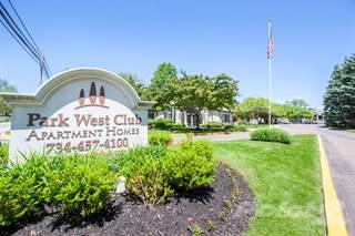 Apartment for rent in Park West Club, Monroe, MI, 48162