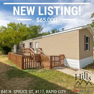 Residential Property for sale in 840 N Spruce St, Rapid City, SD, 57701