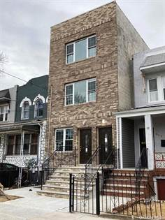 Multifamily for sale in 164-15 104th Road, Jamaica, NY, 11433
