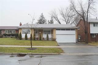 Residential Property for sale in 21 Davistow Cres, Toronto, Ontario, M9V3E8