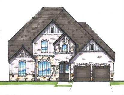 Singlefamily for sale in 1600 Narita Bend, Aledo, TX, 76008