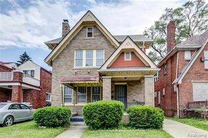 Residential Property for sale in 3345 LESLIE Street, Detroit, MI, 48238