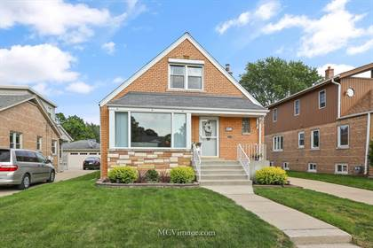Residential for sale in 9821 South Trumbull Avenue, Evergreen Park, IL, 60805
