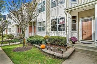 Townhouse for sale in 1602 Blossom Circle, Dayton, NJ, 08810