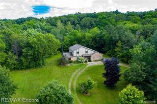 Single Family for sale in 753 S SASHABAW Road, Brandon Township, MI, 48462