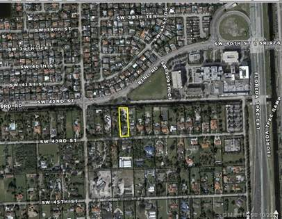 Residential Property for sale in 12005 SW 43th Street, Miami, FL, 33175