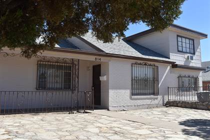 Residential Property for sale in 814 Chelsea Street, El Paso, TX, 79903