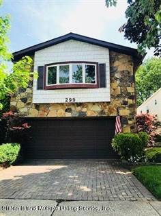Residential Property for sale in 299 Tanglewood Drive, Staten Island, NY, 10308