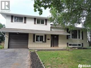 Single Family for rent in 18 Blue Mound Drive, Barrie, Ontario
