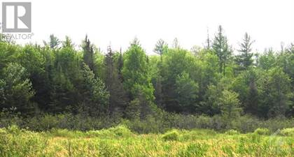 Vacant Land for sale in 00 BELLAMY ROAD, Mississippi Mills, Ontario, K0A2X0