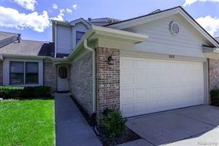 Condo for sale in 832 RIDGESIDE Drive, Milford, MI, 48381