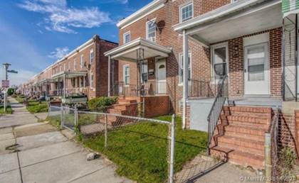 Residential Property for sale in 3402 Elmley Ave, Baltimore City, MD, 21213